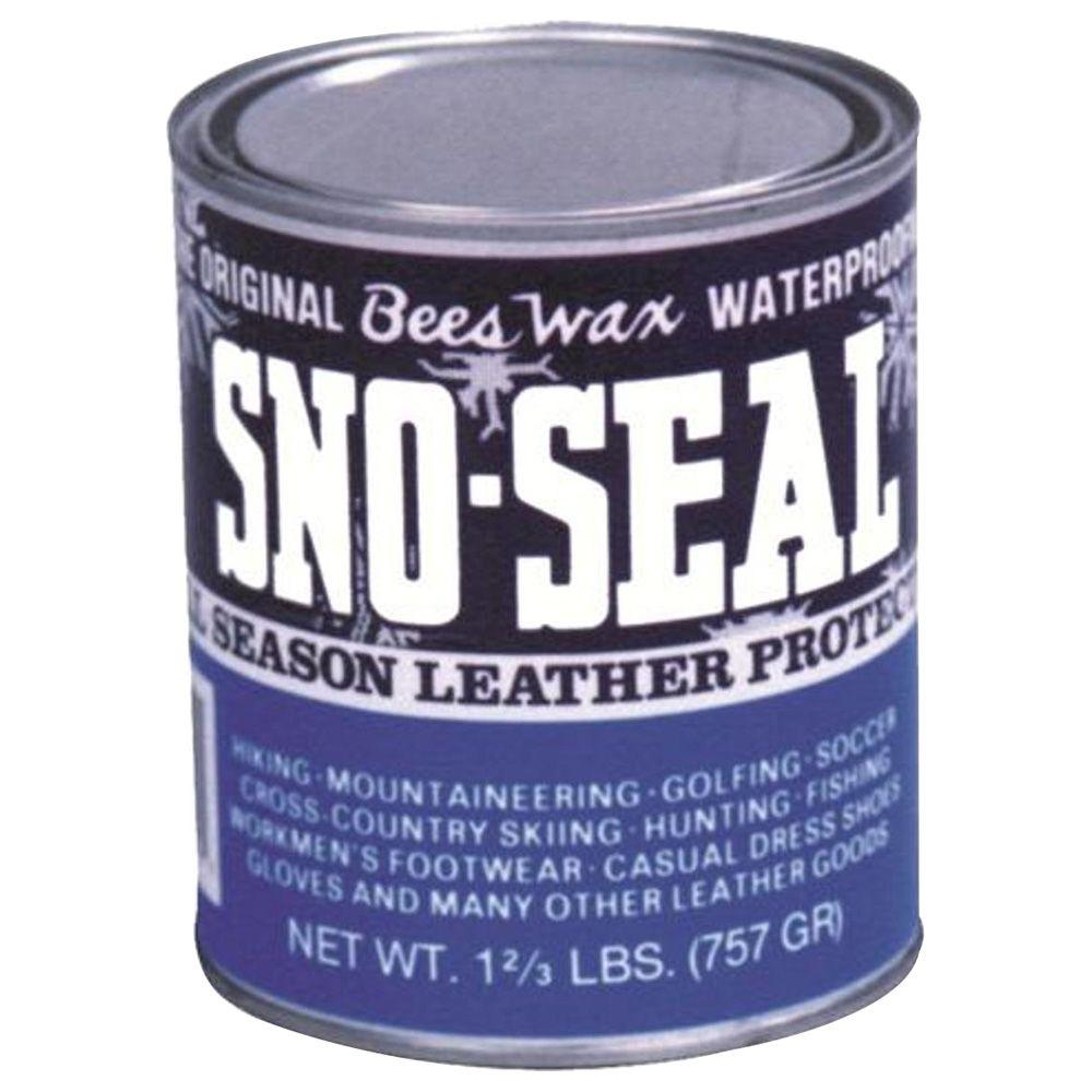 Sno-Seal Original 1-qt. Waterproofing Beeswax for Leather