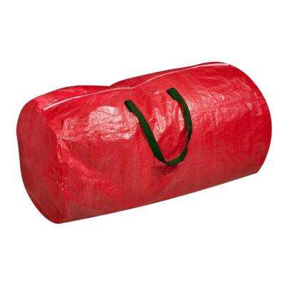 Red and Green Handles Tree Storage Bag