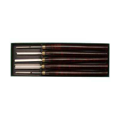 Standard Turning Chisel Set (5-Piece)