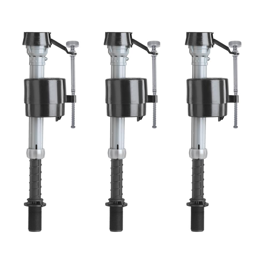 Fluidmaster 400A Universal Toilet Fill Valve (Contractor 3-Pack)