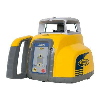 LL300S Self-Leveling Rotary Laser Level with HL450 Receiver