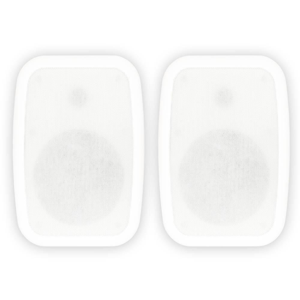 Indoor / Outdoor 6.5 In. Mountable Speaker Pair