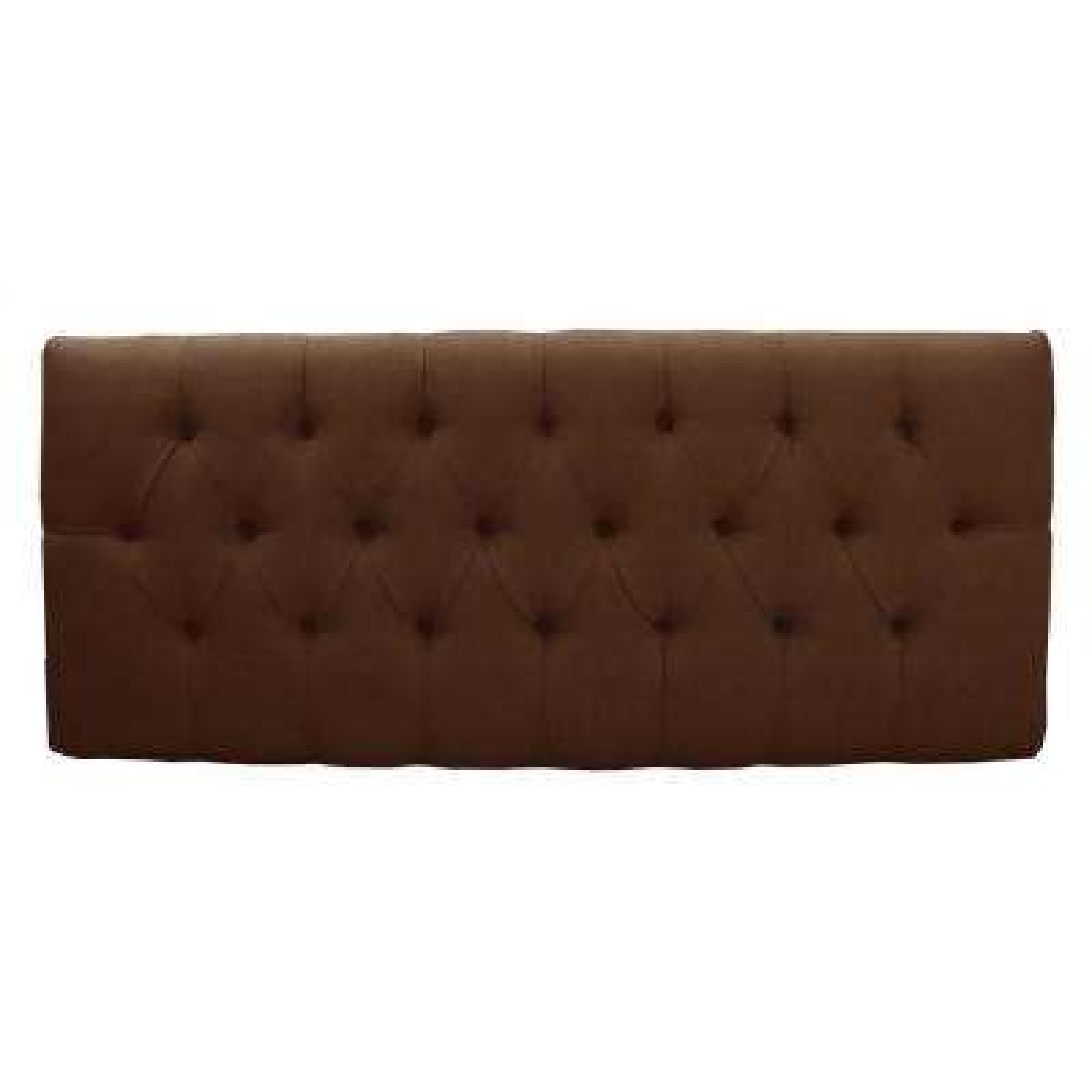 Tivoli Chocolate Queen Headboard