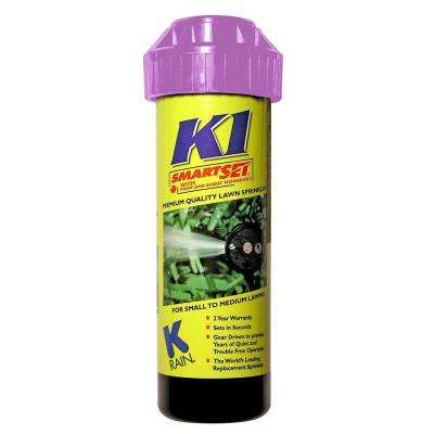 K1 4 in. Pop-Up Gear Drive Sprinkler