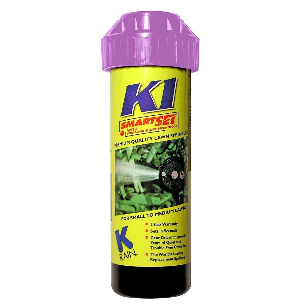 K1 4 in. Pop-Up Gear Drive Sprinkler