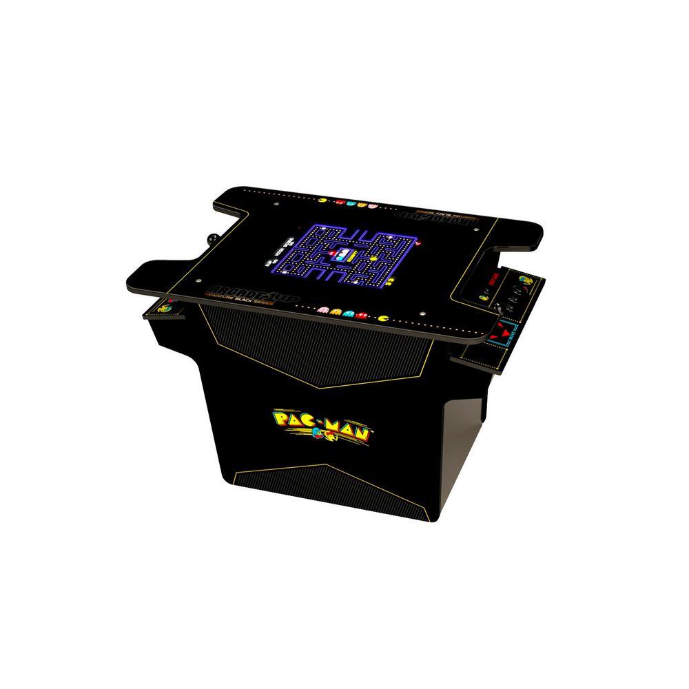 Pacman Head 2-Head Arcade in Black Edition