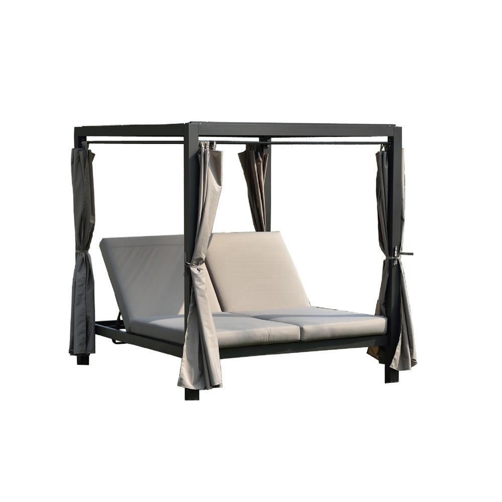 e2f0891a985a3 direct wicker morocco outdoor steel metal adjustable day bed withmorocco  outdoor steel metal adjustable day bed