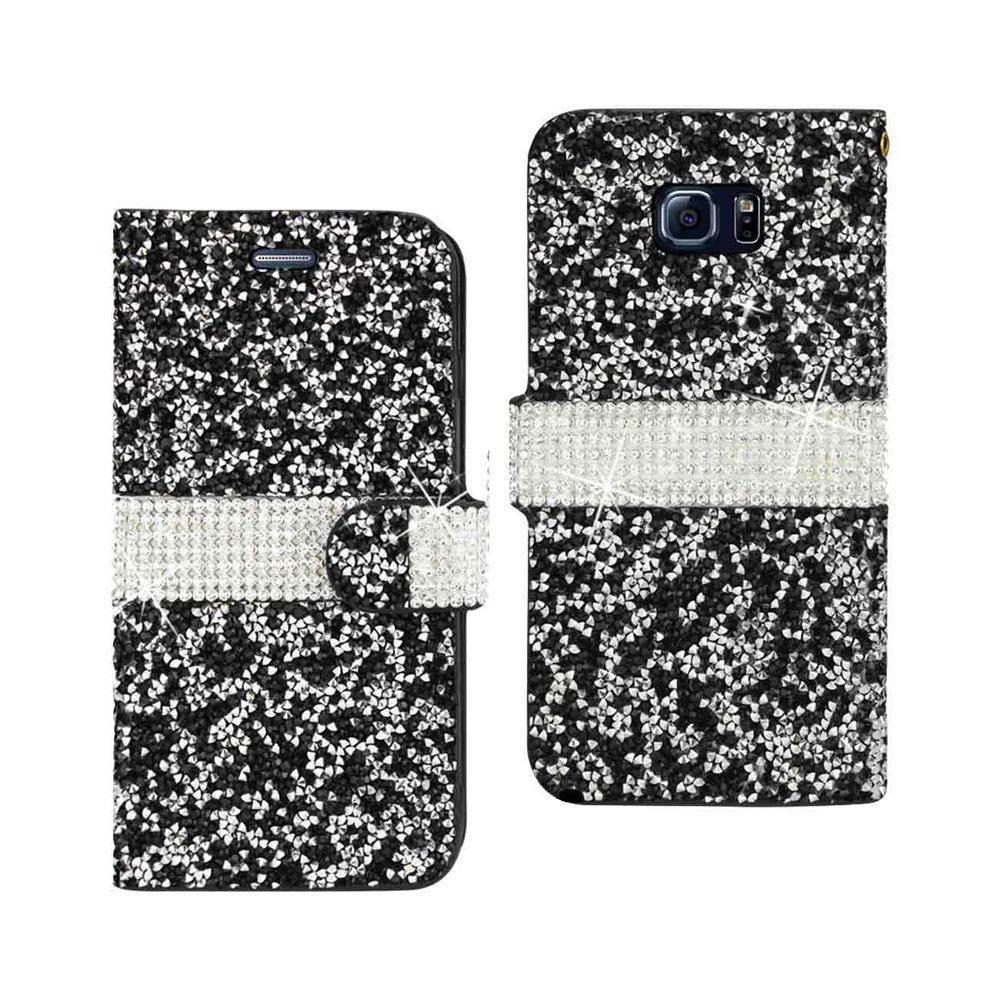 REIKO Galaxy Note 5 Rhinestone Case in Black-DFC02-SAMNOTE5BK - The ... e96b42499