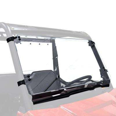 Ranger Mid-Size 2015 Full Tilt Windshield (0.236HC) / with Clamps