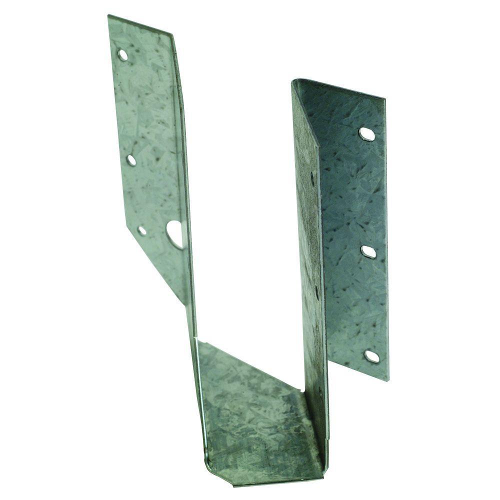 SUR ZMAX Galvanized Joist Hanger for 2x6 Nominal Lumber, Skewed Right
