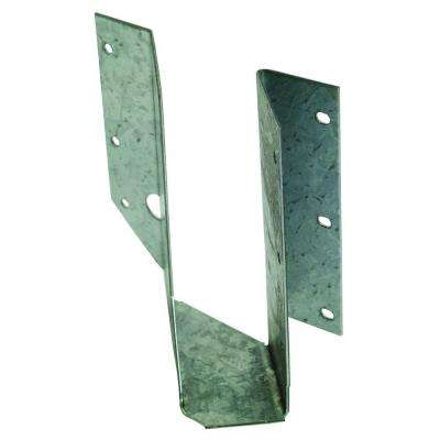 ZMAX Galvanized 2 in. x 6 in. Skewed Right Joist Hanger