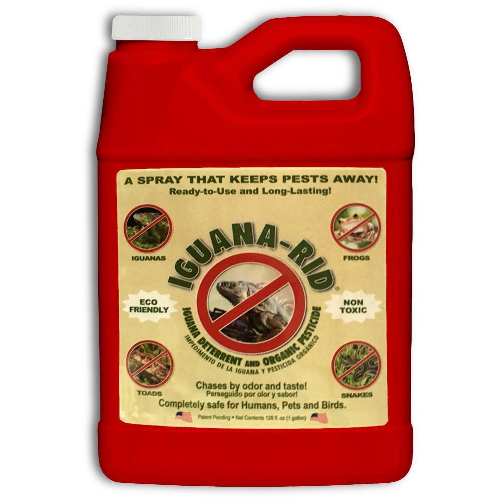 128 oz. Iguana Deterrent Repellent