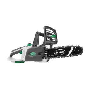 Scotts SYNC 10 inch 20-Volt Lithium-Ion Cordless Chainsaw - 2.0 Ah Battery and Charger Included by Scotts