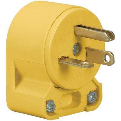 20 Amp 125-Volt 5-20 Commercial Grade Plug and Connector