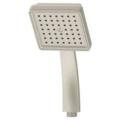 Oxford 1-Spray Handheld Showerhead in Satin Nickel