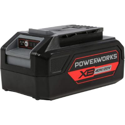 XB 20-Volt 4.0 Ah/40-Volt 2.0 Ah Battery