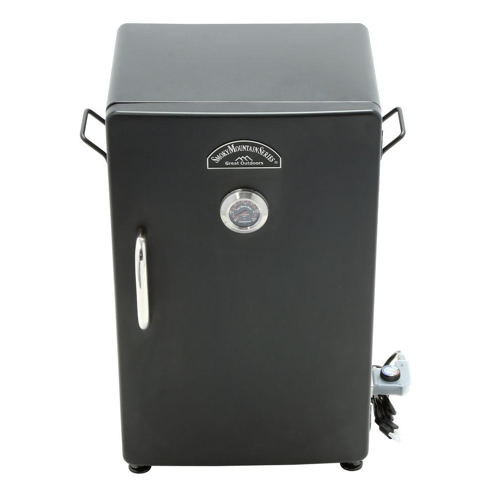 Outdoor Smoker Barbecue Electric Bbq Meat Grill Backyard