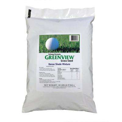 10 lb. Fairway Formula Dense Shade Grass Seed Mixture