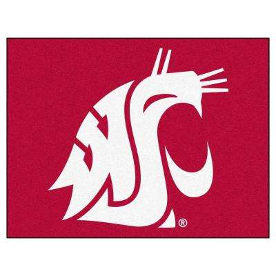 Washington State University 3 ft. x 4 ft. All-Star Rug