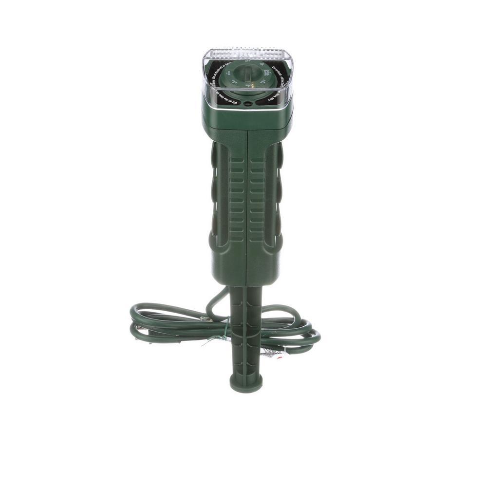 Outdoor Plug In Photocell Light Sensor