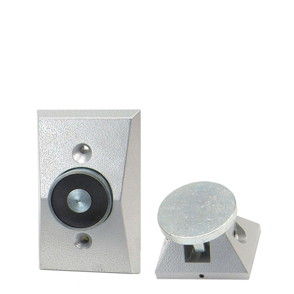 Edwards Signaling Electromagnetic Door Holder Flush, Wall Mount and Short Catch Plate