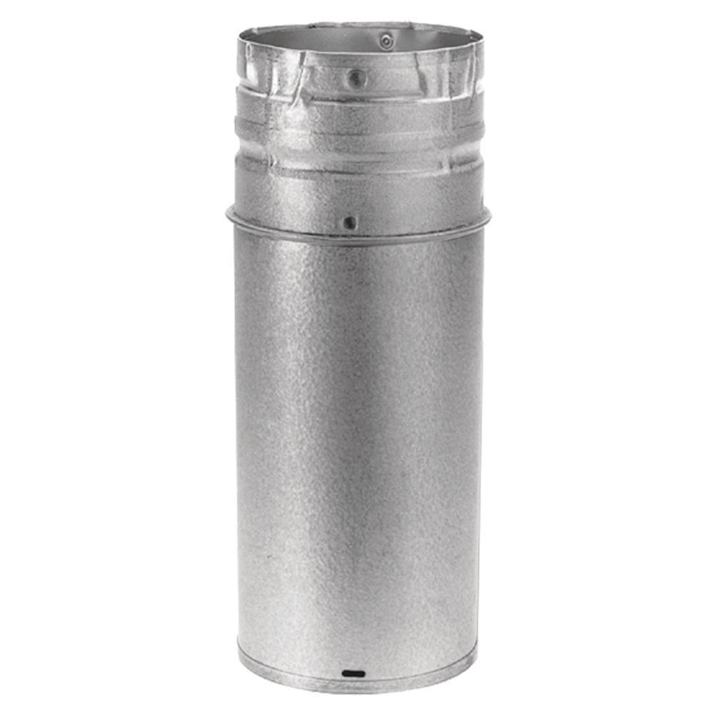 PelletVent 4 in. - 10 in. x 12 in. Adjustable Double-Wall