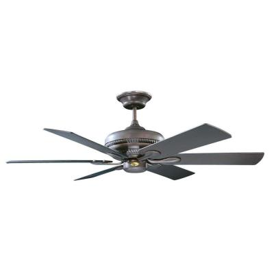 Capetown Series 52 in. Indoor Oil Bronzed Ceiling Fan