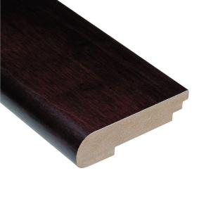 Home Legend Walnut Java 3 4 In Thick X 2 In Wide X 78 In Length Hard Surface Reducer Molding Hl128hsrs The Home Depot