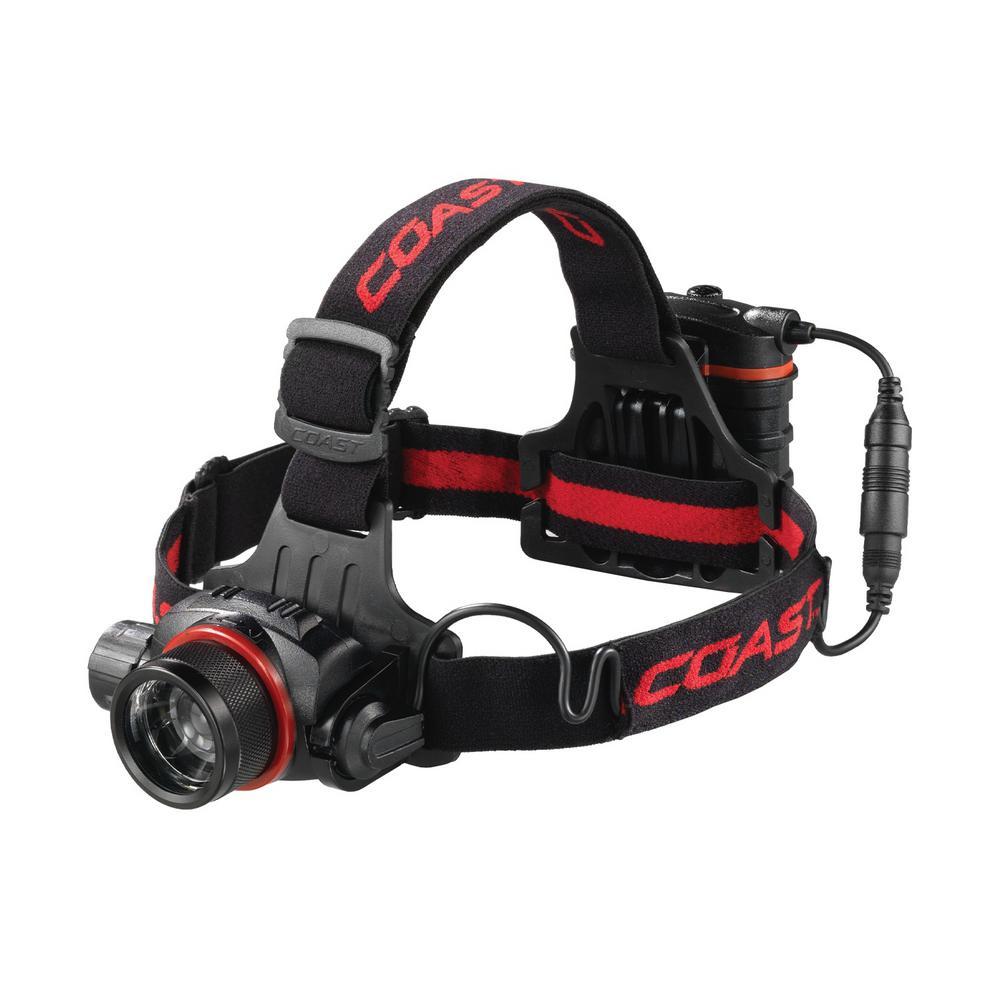HL8R 800 Lumens Rechargeable Focusing LED Headlamp