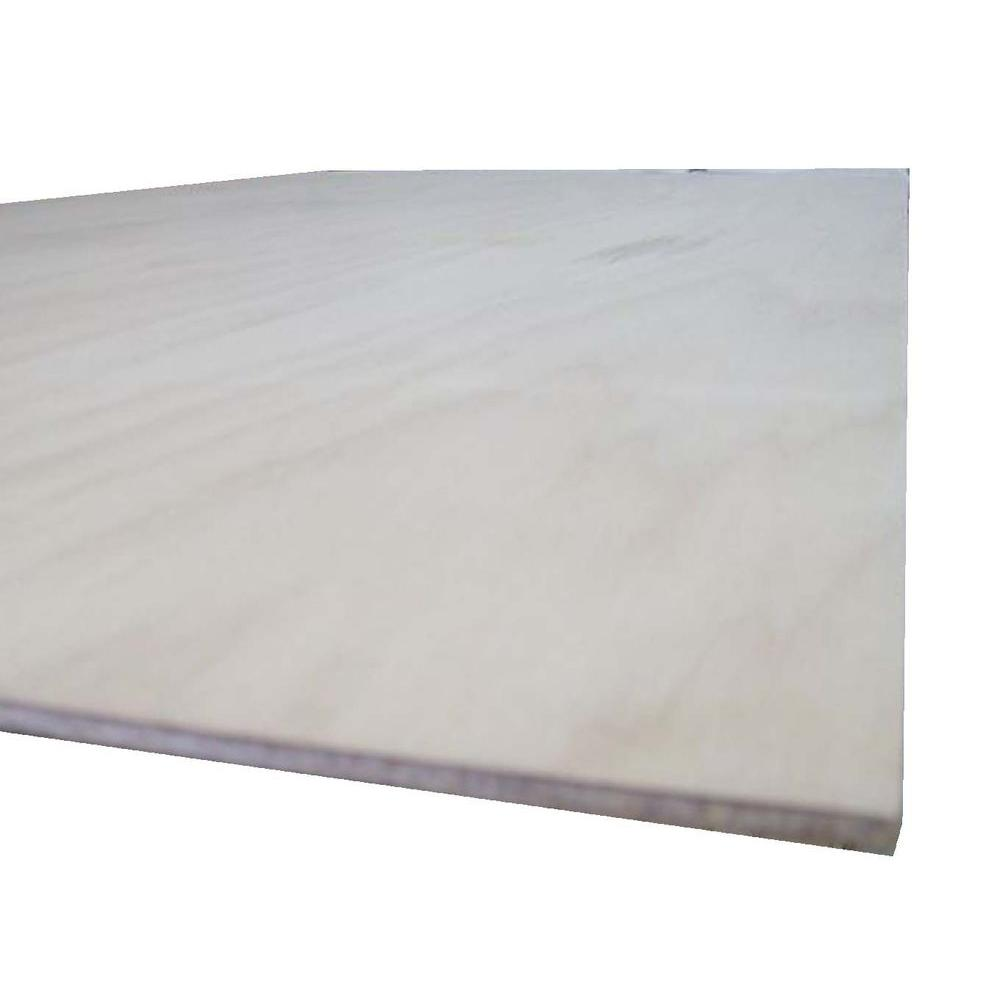 1/8 in  x 8 ft  x 4 ft  Bending Lauan Plywood-1402183 - The