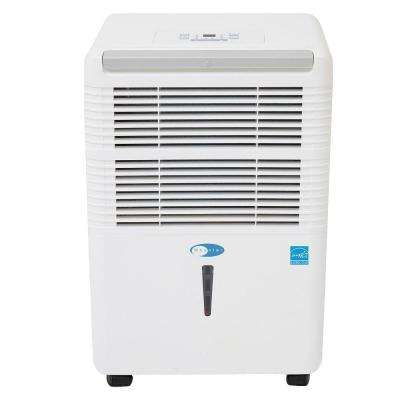 60-Pint Portable Dehumidifier, ENERGY STAR