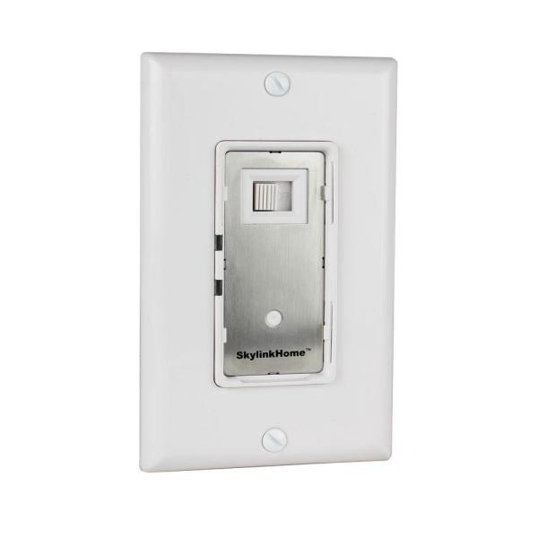 WR-001 Dimmable Wall Switch - White