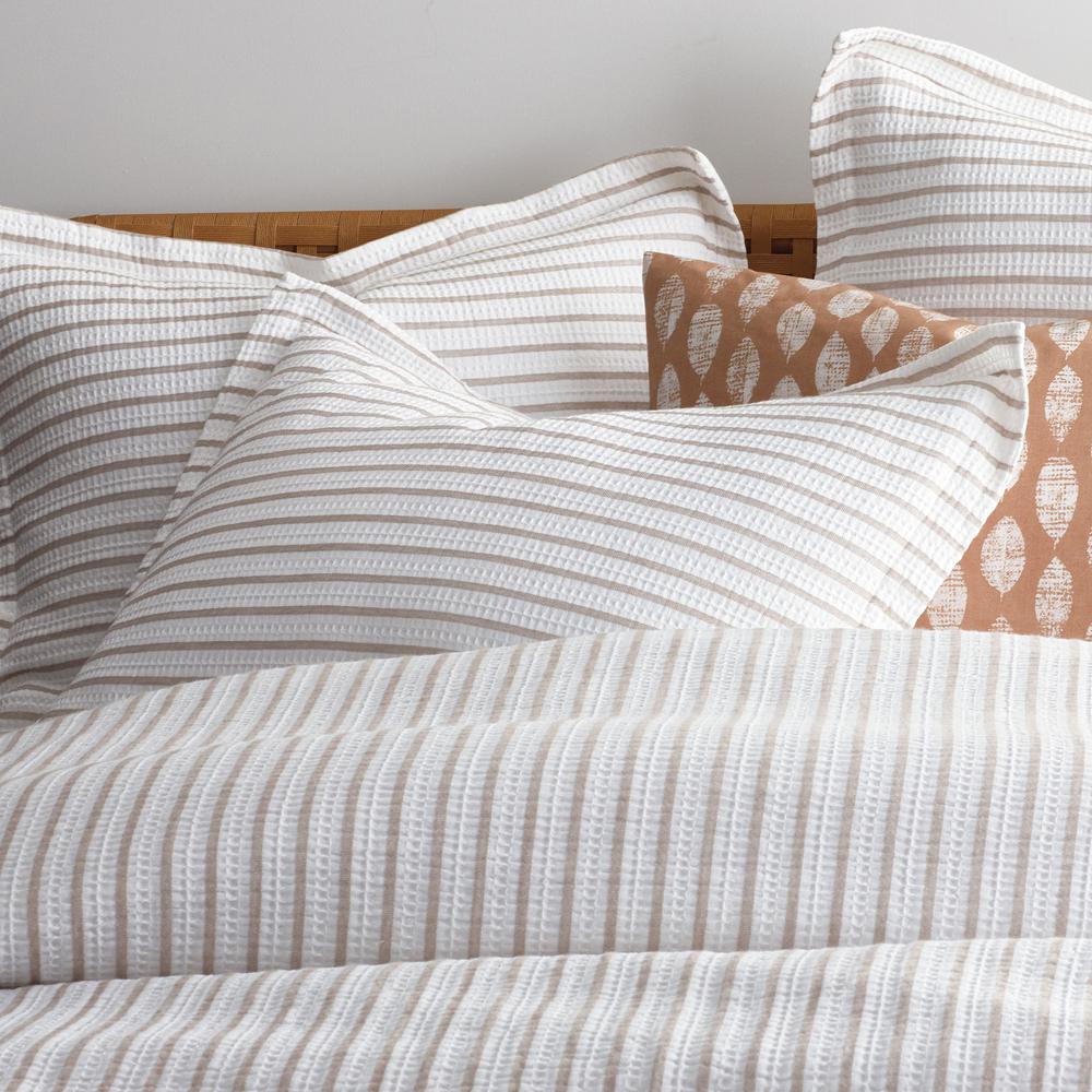 Orion 200-Thread Count Organic Cotton Duvet Cover