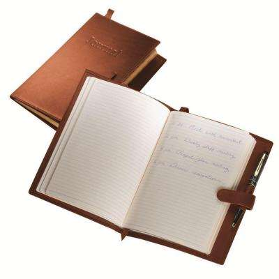 Executive Writing Journal in Genuine Leather