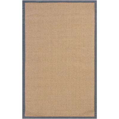 Bay Tan/Grey 5 ft. x 8 ft. Indoor Area Rug