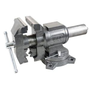 OLYMPIA 5 inch Open End Multi-Purpose Vise by OLYMPIA