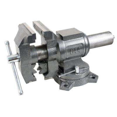 5 in. Open End Multi-Purpose Vise