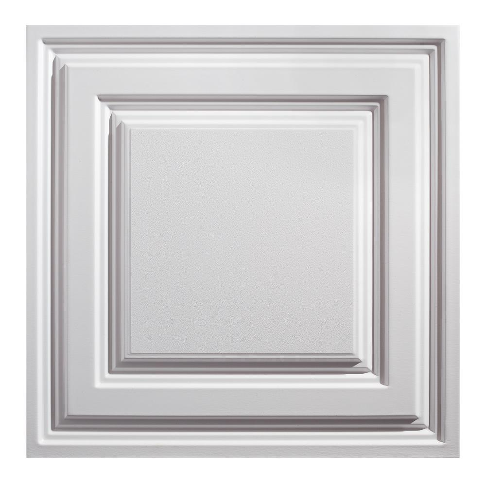 Genesis Icon Relief 2 ft. x 2 ft. Lay-In Ceiling Panel