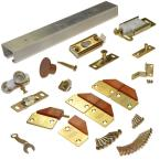 100FD Series 36 in. Track and Hardware Set for 2-Panel Bi-Fold Doors