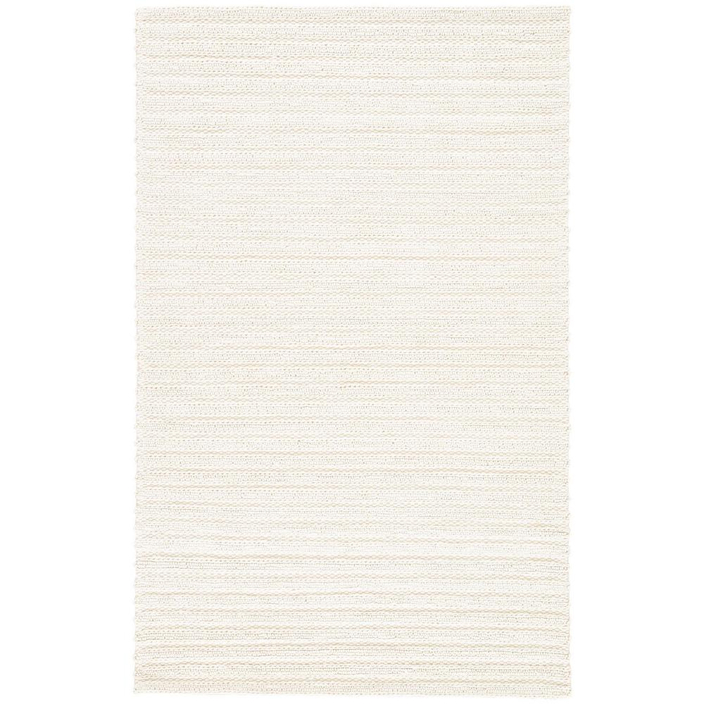 Jaipur Rugs Textured Egret 9 ft. x 12 ft. Stripe Area Rug