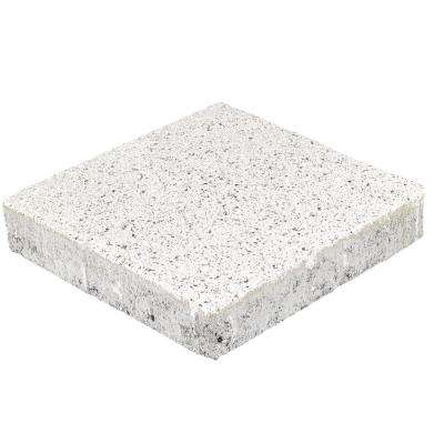 Granetta Square 10 in. x 10 in. x 2 in. Salt n Pepper Concrete Paver (120 Pcs. / 83 Sq. ft. / Pallet)