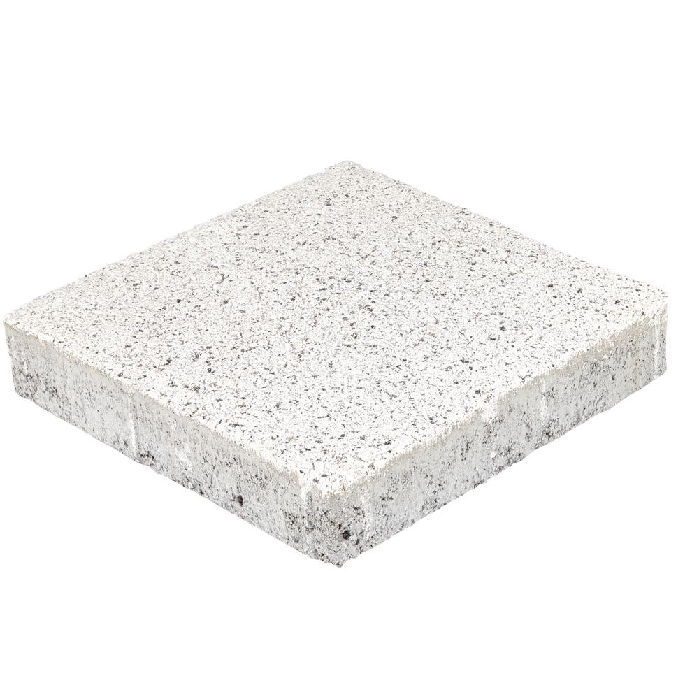 Granetta Square 10 in. x 10 in. x 2 in. Salt