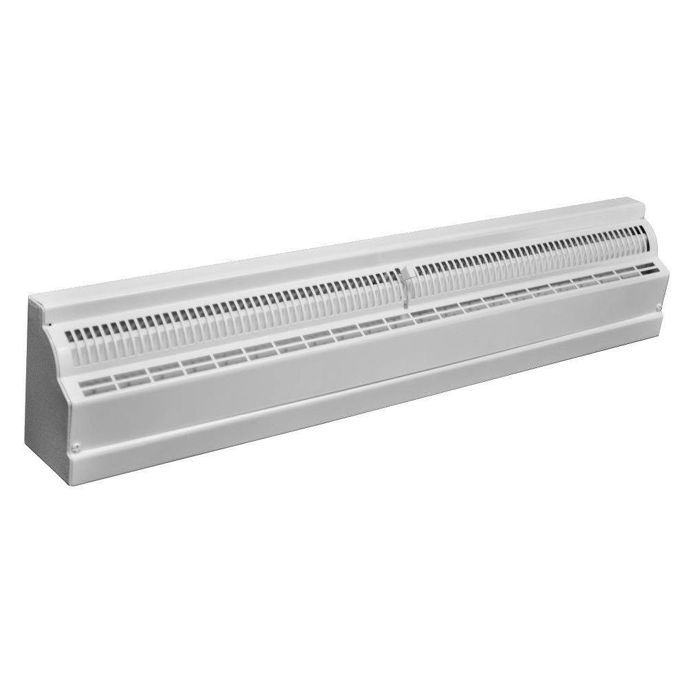 Steel Baseboard Diffuser Supply