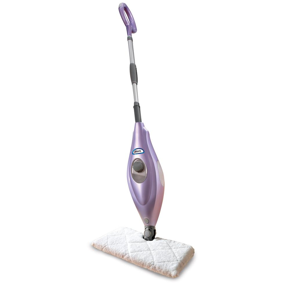 Euro-Pro Shark Steam Pocket Mop, Purples/Lavenders
