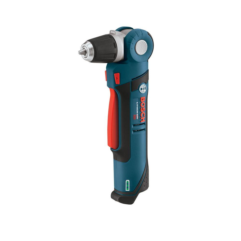 Bosch 12-Volt Cordless Lithium-Ion Angle Drill/Driver Bare Tool (Tool-Only)
