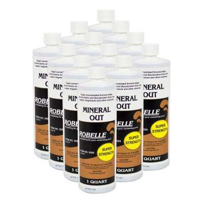 1 qt. Pool Mineral Out Stain Remover (12-Pack)