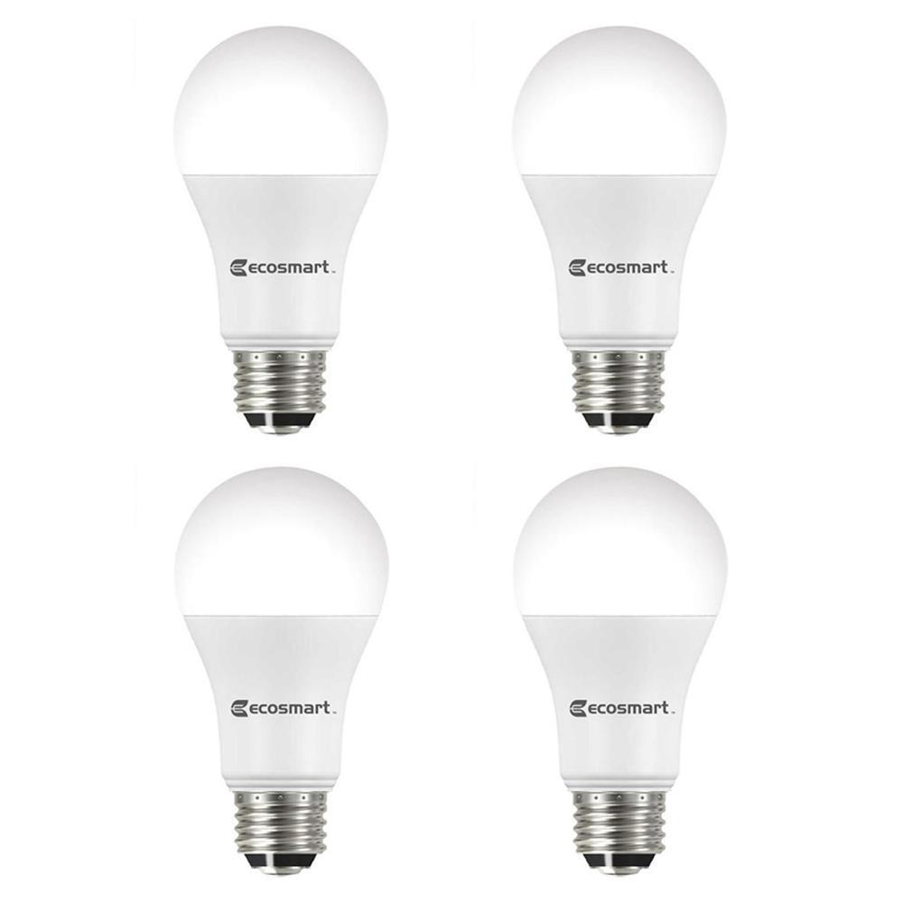 40/60/100-Watt Equivalent A19 ENERGY STAR 3-Way LED Light Bulb Daylight (4-Pack)