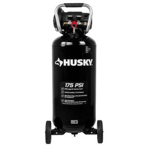 Husky 20 Gal. 175 PSI Portable Electric Air Compressor by Husky