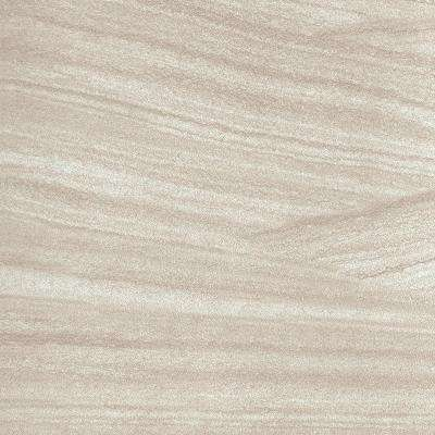 Take Home Sample - Linear Limestone Peel and Stick Vinyl Tile Flooring - 5 in. x 7 in.