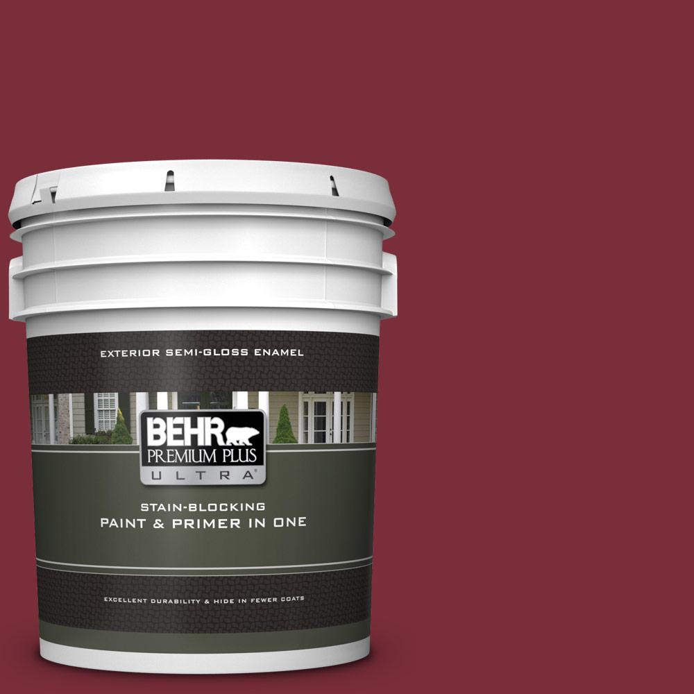 Home Depot Exterior Paint: BEHR Premium Plus Ultra 5 Gal. Home Decorators Collection